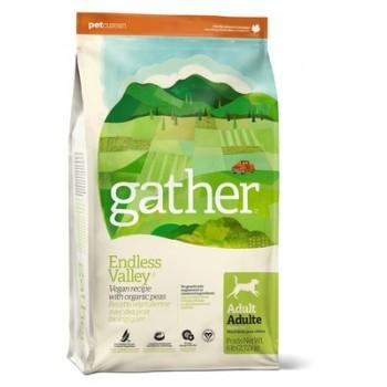 Gather / Газе Органический веганкорм для собак, 2.72 кг