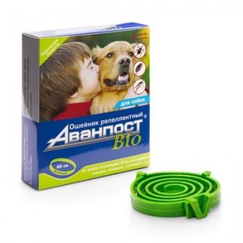 Veda / Веда Аванпост Bio Ошейник репеллентный для собак, 65 см