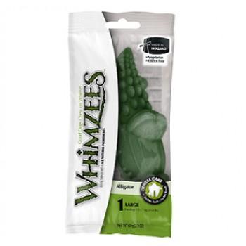 Whimzees / Вимзис дентальное лакомство Крокодильчик для собак L 12 см 1 шт в блистере
