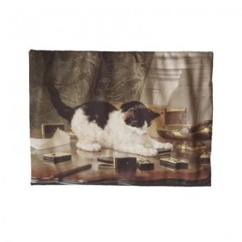 Антицарапки Матрас для кошек Генриетта Рённер с валерианой 45х32 см