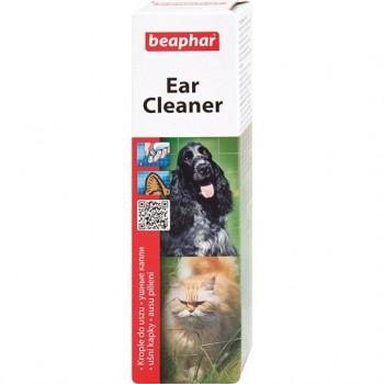 Beaphar / Беафар Лосьон «Ear-Cleaner» для ушей д/кошек и собак, 50 мл