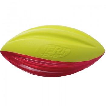 Nerf / Нёрф Мяч для регби комбинированный из вспененной резины и ТПР, 15 см