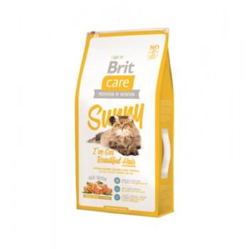 Brit / Брит Сухой корм для кошек, для ухода за кожей и шерстью, 2 кг