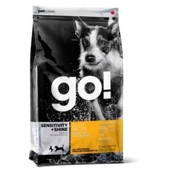 GO! / ГОУ! Для Щенков и Собак с Цельной Уткой и овсянкой, 1,59 кг