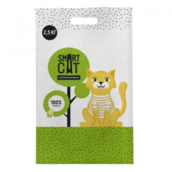 Smart Cat / Смарт Кэт Кукурузный наполнитель, 3,5 л