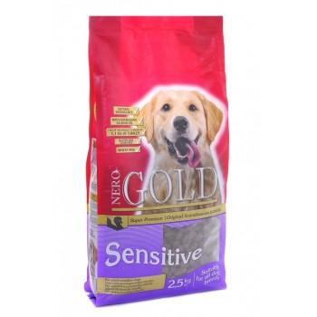 Nero Gold / Неро Голд для Чувствительных собак с Индейкой и рисом (Sensitive Turkey 23/13), 2.5 кг