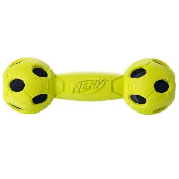 Nerf / Нёрф Гантель с отверстиями, 17,5 см