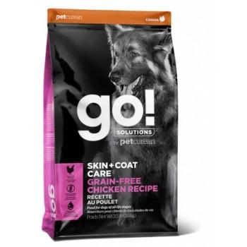 Go! / Гоу! Беззерновой для Собак всех возрастов с Цельной Курицей, 1.59 кг