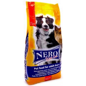 Nero Gold / Неро Голд для Собак: Мясной коктейль (Nero Croc Economy with Love), 18 кг