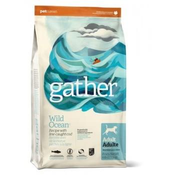 Gather / Газе Органический корм для собак с океанической рыбой, 2.72 кг