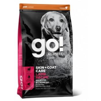 Go! / Гоу! Для Щенков и Собак со свежим Ягненком, 1.59 кг