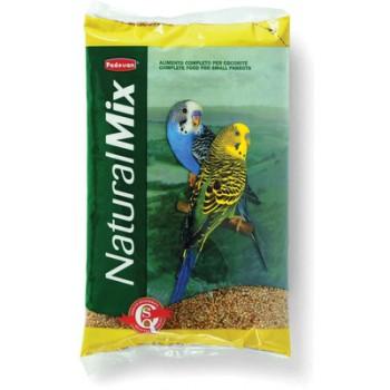 Padovan / Падован Naturalmix Cocorite корм для волнистых попугайчиков основной, 1 кг
