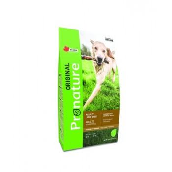 Pronature / Пронатюр Original сухой корм для собак крупных пород Курица, 20 кг