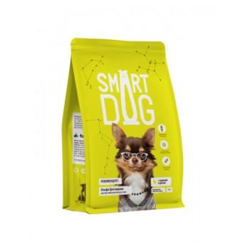 Smart Dog / Смарт Дог для взрослых собак с курицей и рисом, 12 кг