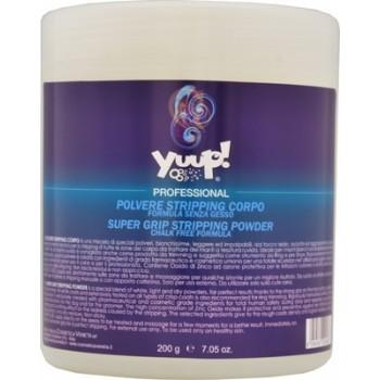YuuP Professional! Проф. Пудра для триминга (Professional Super Grip Stripping Powder)