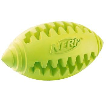 Nerf / Нёрф Мяч для регби рифленый, 10 см