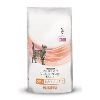 Purina / Пурина PVD сухой для кошек при Ожирении (OM) 1,5 кг