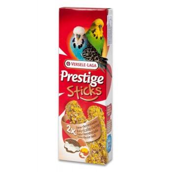 Versele-Laga палочки для волнистых попугаев Prestige с яйцом и ракушечником 2х30 г