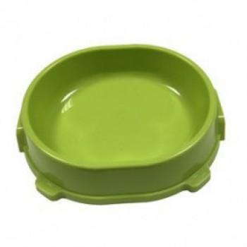 Favorite / Фаворит миска пластиковая нескользящая 0,22л. салатовая