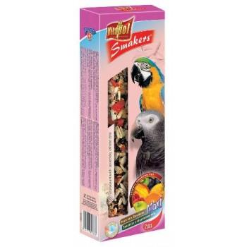 Vitapol / Витапол Smakers maxi с фруктами для крупных попугаев