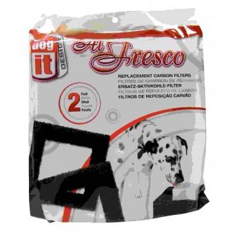 Hagen / Хаген сменный фильтр 2 шт для питьевого фонтанчика Fresco