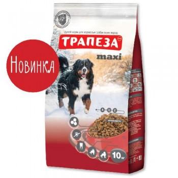 Трапеза Макси сух.д/собак крупных пород 10кг