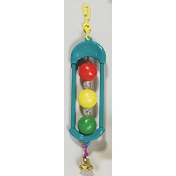 Hagen / Хаген игрушка для птиц - светофор с колокольчиками