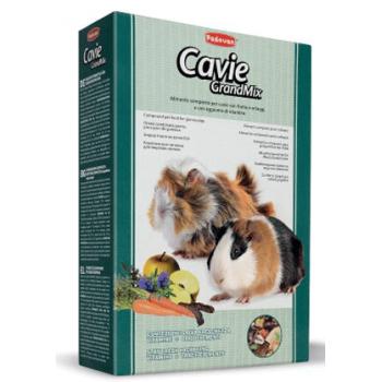 Padovan / Падован GrandMix Cavie Для морских свинок основной корм 850 гр.