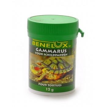 Benelux / Бенелюкс Сушеный гаммарус, корм для черепах 461008
