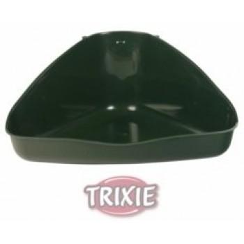 Trixie / Трикси Туалет д/гызунов угловой 36*21*30см 62551
