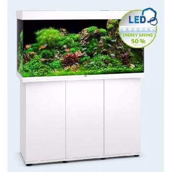 Juwel / Ювель RIO 350 LED аквариум 350л белый (White) 121х51х66см 2х29W Фильтр Bioflow L, Нагр300W