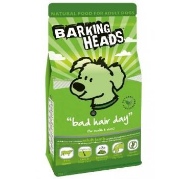 "Barking Heads / Баркинг Хедс Для Собак с ягненком и рисом ""Мечты о ягненке"", 2 кг"