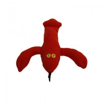 OSSO / ОССО Toys Рак с неубиваемой пищалкой для собак ИФ-1045