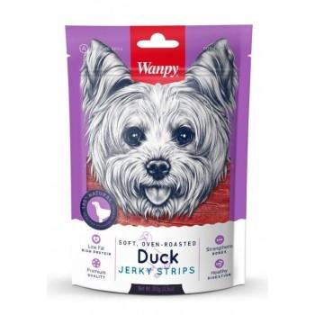 Wanpy Dog утиная соломка 100 г (DA-02S)