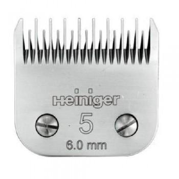 Сменное лезвие Heiniger для собак 5/6.0 мм