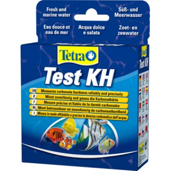 Tetra / Тетра Test KH тест на карбонатную жесткость пресн/море 10 мл