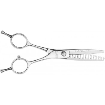 Еhaso / Эхасо Revolution ножницы филировочные односторонние 17 см 14 зубцов