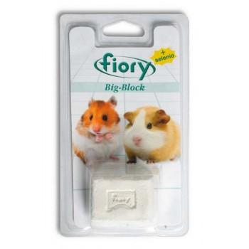 Fiory / Фиори био-камень для грызунов Big-Block с селеном 55 г