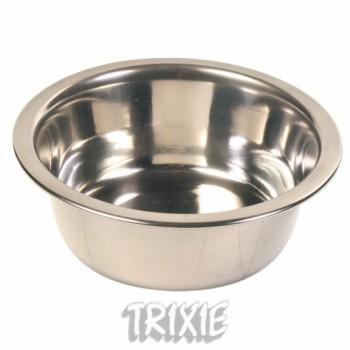 Trixie / Трикси Миска д/кошек, металл 0,2л*ф10см 24840
