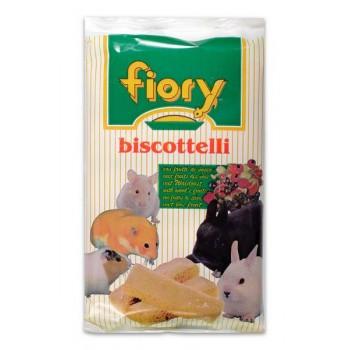 Fiory / Фиори бисквиты для грызунов с ягодами 35 г