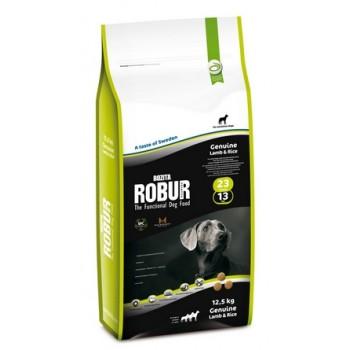Bozita / Бозита Robur 23/13 сух.корм д/собак с мясом Ягненка 100% 12,5кг
