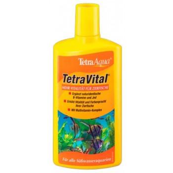 Tetra / Тетра Vital кондиционер для создания естественных условий в аквариуме 250 мл