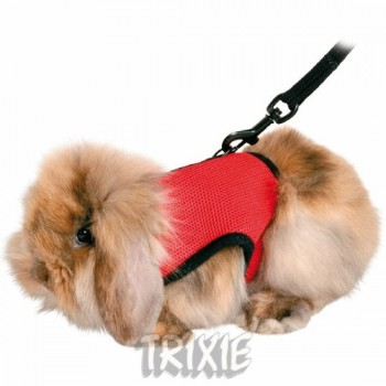 Trixie / Трикси Шлейка-жилетка для морской свинки/кролика 61512