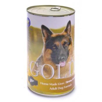 """Nero Gold / Неро Голд для собак """"Печень по-домашнему"""" 1,25 кг"""