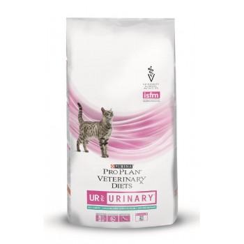 Purina / Пурина PVD сухой для кошек при МКБ с Океанической Рыбой (UR) 1,5 кг