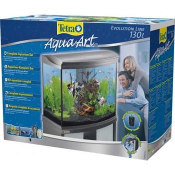 Tetra / Тетра AquaArt LED аквариумный комплекс 130 л LED освещением