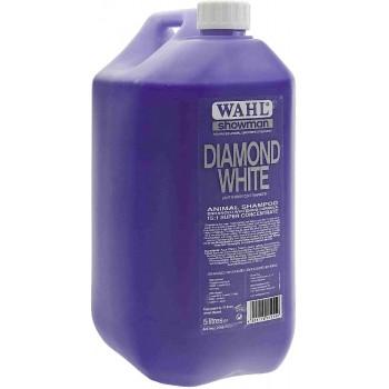 Moser Wahl Diamond White концентрированный шампунь для животных светлых окрасов 5 л