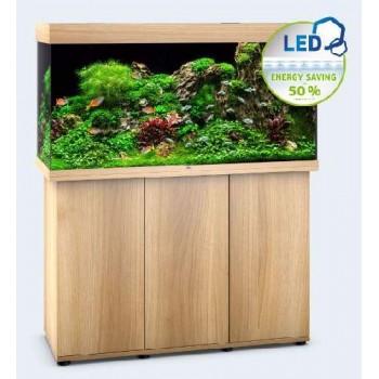 Juwel / Ювель RIO 350 LED аквариум 350л светлое дерево (Light wood) 121х51х66см 2х29W Фильтр Bioflow L, Нагр300W