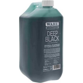 Moser Wahl Deep Black концентрированный шампунь для животных темных окрасов 5 л
