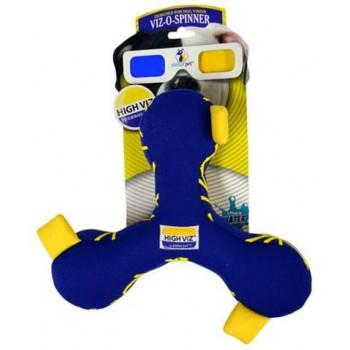 """R2P игрушка для собак High-Viz """"Волчок"""" неопреновая для игр на воде 20 см"""